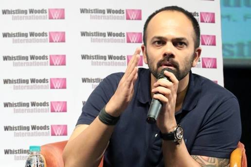 WWI Masterclass with film-maker, Mr. Rohit Shetty